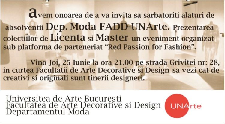 UNArte_invitatie